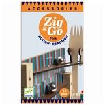 Zig & Go bane, Gaffel - 14 dele