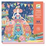 Kreativæske - Glitterkort, Dagdrøm