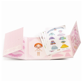Tinyly, Miss Lilyruby - flytbare stickers