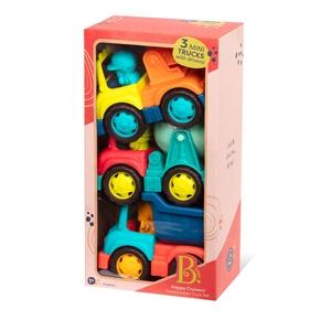 B Toys Happy truck 3 stk