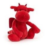 Bashful Rød Drage, mellem 31 cm