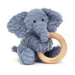 Fuddlewuddel Elefant, m/træring