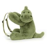 Huggady Dino, Rygsæk 30 cm