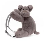 Huggady Hund, Rygsæk 30 cm