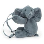 Huggady Elefant, Rygsæk 30 cm