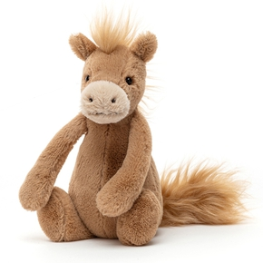 Bashful Pony, mellem 31 cm