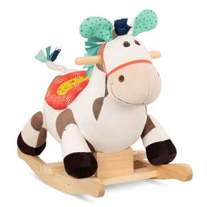 B. Rodeo Pony, Gyngehest