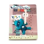 Super Marius - Min første rejse bog
